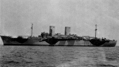 "American transporter ""USS General Randall"" which coursed between San Diego and Mumbai. In October 1944, it ferried Australian and New Zealand soldiers returning home. En route, it took in 732 Polish children and their 102 caretakers to New Zealand. It was decommissioned in 1961, pictures provided by the Polish Children's Reunion Committee"